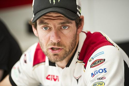 Crutchlow: I'm the best in the world in mixed conditions