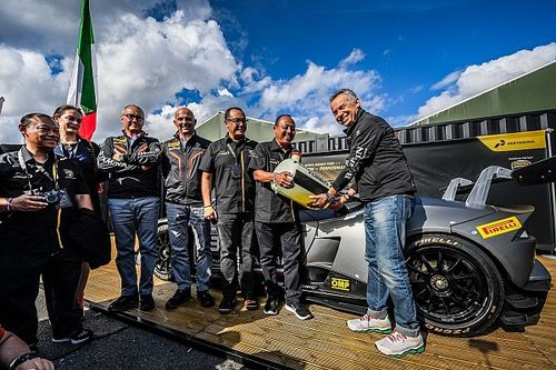 Da Lamborghini e Pertamina il nuovo carburante Pertamax Turbo