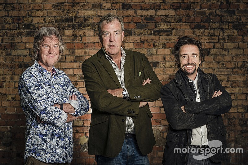 "James May: ""Ik wil over vijf jaar stoppen met The Grand Tour"""
