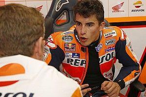 Marquez tegaskan tak salah pilih kompon ban