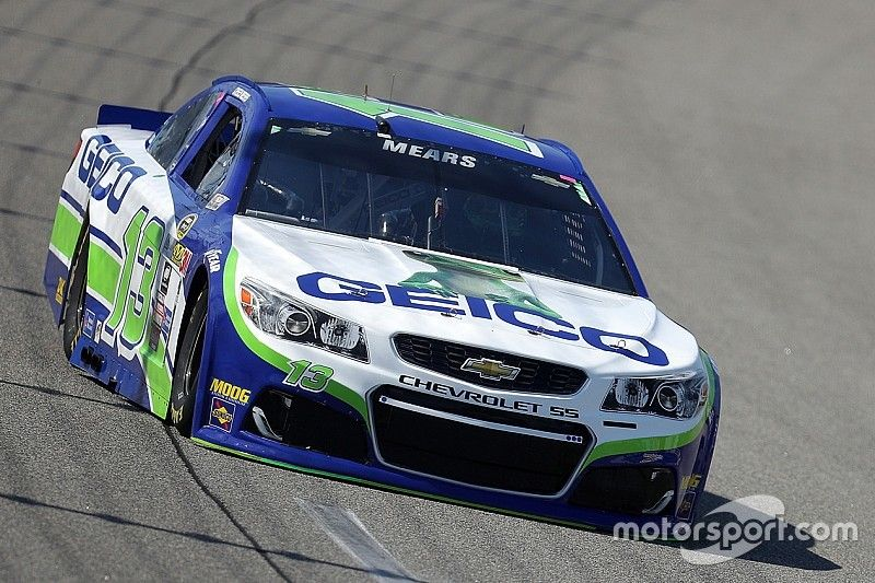 Casey Mears quickest in Richmond final practice