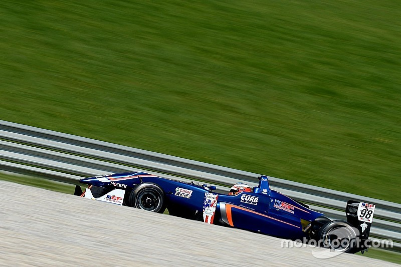 Spielberg EF Open: Herta takes double win for Carlin