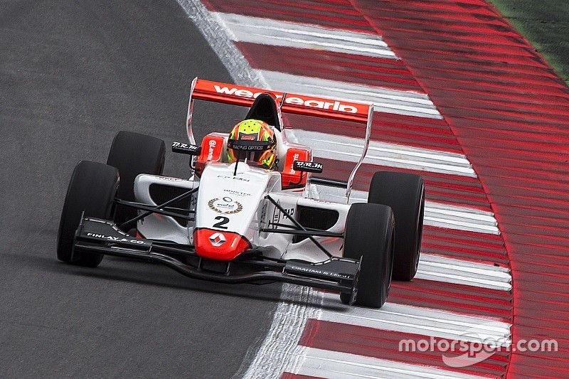 Spielberg Eurocup: Norris outduels Defourny in thrilling Race 1