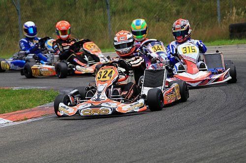 Bildergalerie: Auslandsrennen der deutschen Kart-Meisterschaft in Genk