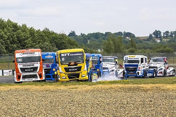 Truck-EM Video: Die Höhepunkte der Truck-EM in Nogaro