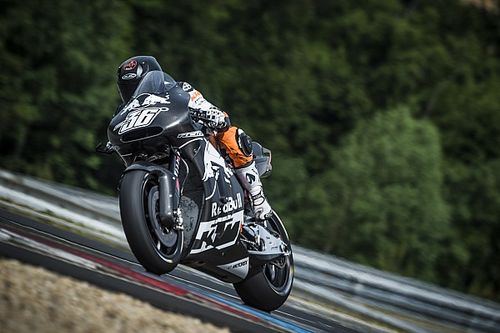 KTM to make MotoGP debut in wild-card at Valencia