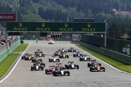 Data dan fakta jelang GP Belgia di Spa-Francorchamps