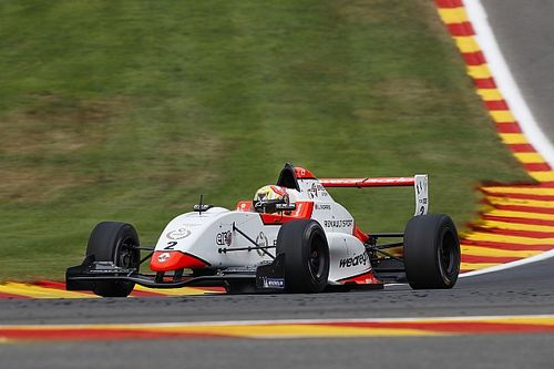 Spa Eurocup: Norris secures title, Boccolacci wins Race 2