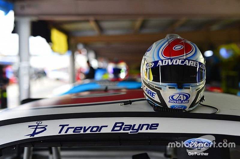 Bayne signs multi-year contract extension with Roush Fenway Racing