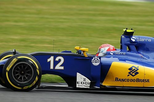 Banco do Brasil mengakhiri sponsorship Nasr di Sauber