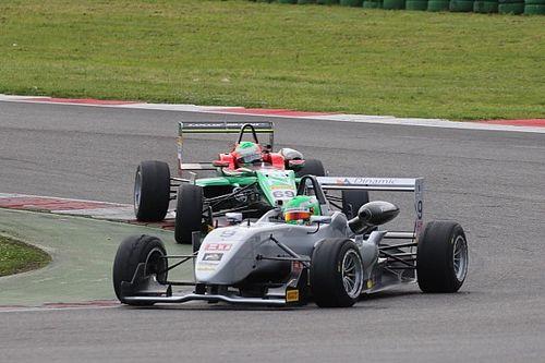 F2 Italian Trophy: Andrea Fontana trionfa in Gara 1 a Misano