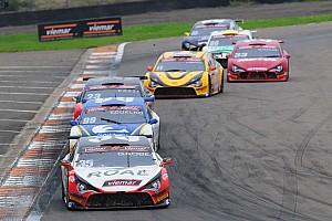 Brasileiro de Turismo Relato da corrida Gabriel Robe aproveita acidente e vence corrida 1