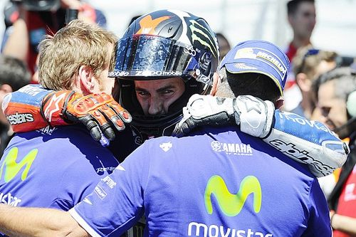 "Lorenzo: I took big risks for ""best lap of my life"""