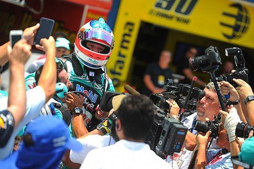 Pole, Barrichello promete atacar desde a 1ª volta