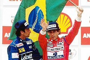 Videó: 10 jelenet, ami bizonyítja, miért volt briliáns Ayrton Senna