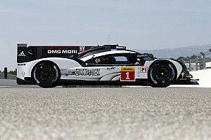 How the hybrid technology of the Porsche LMP1 race car works