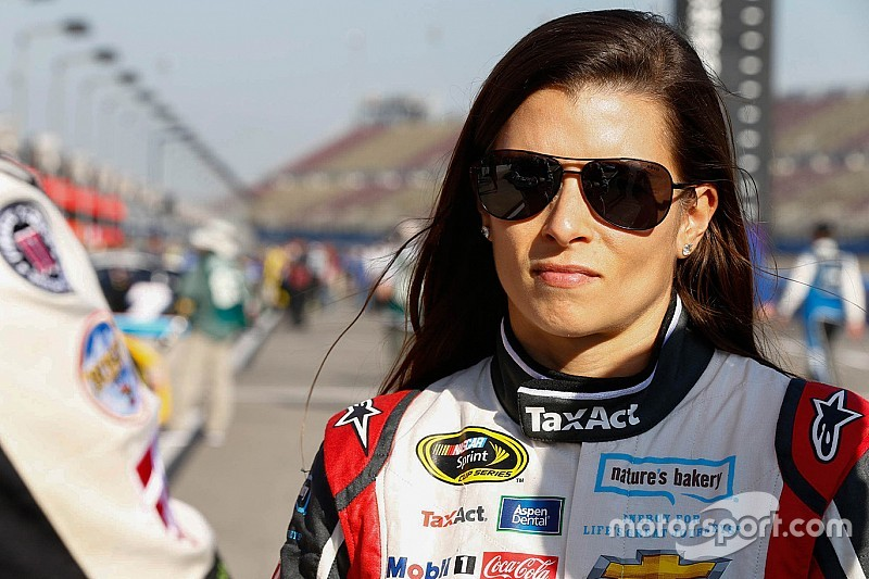 """Kahne called to the NASCAR hauler: """"I've never had an issue with Danica"""""""