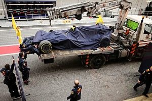 """Verstappen insists Renault """"on top"""" of engine problems"""