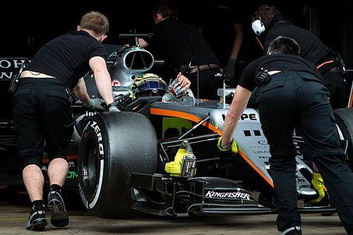 Force India нашла слабые места в своей машине