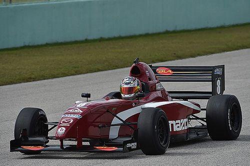 USF2000 champion Martin sticks with Cape for Pro Mazda move