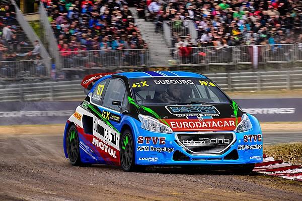 World Rallycross Actualités Demoustier rejoint Dubourg au sein du DA Racing