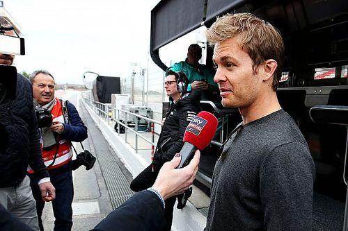 Rosberg: Emekli olmaktan pişman değilim