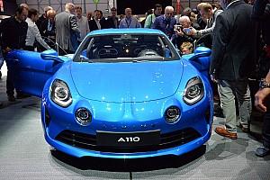 Automotive Nieuws Is de Alpine A110 een Audi TT-killer?