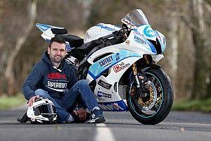 William Dunlop: I'm fit for Isle of Man TT despite big crash