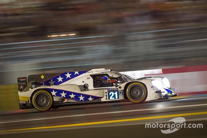 Партнер G-Drive Racing перейдет в LMP1