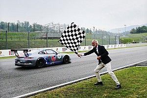 Carrera Cup Italia, Mugello: Quaresmini da urlo, Rovera di testa