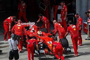 В Ferrari изучат возможность еще одной замены мотора на машине Феттеля