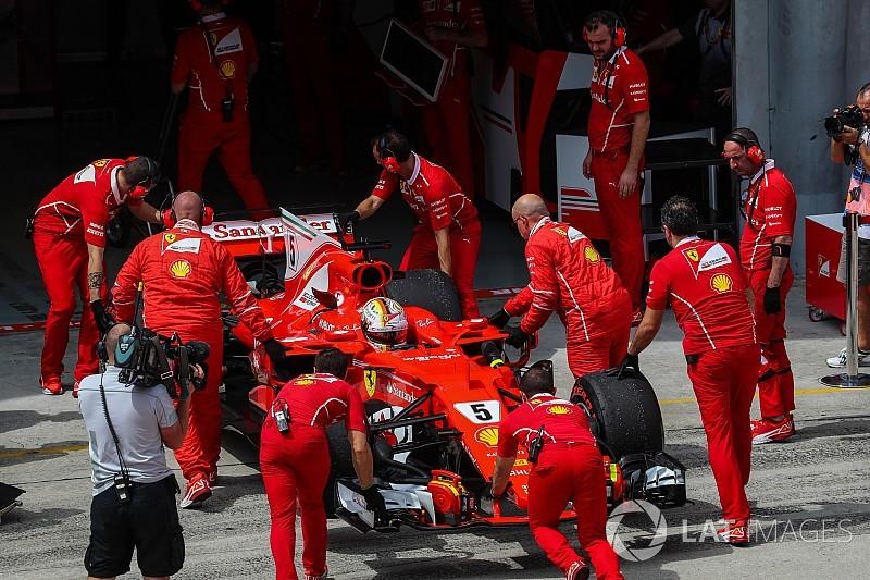 """""""Reshuffle"""" Ferrari fokus pada kontrol kualitas"""