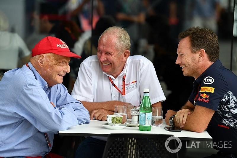 Лауда придумал свой вариант наказания гонщиков Red Bull