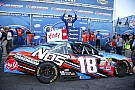NASCAR XFINITY Keselowski pit penalty propels Kyle Busch to Xfinity win at NHMS