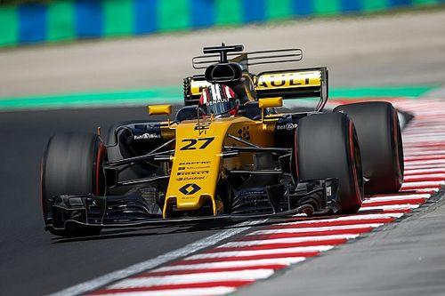 Renault confirme et vise les points pour Hülkenberg et Palmer