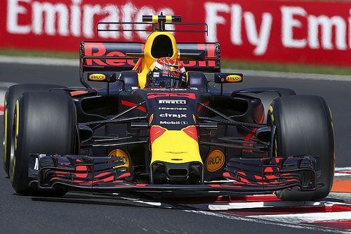 Verstappen se diz satisfeito com 5º após sexta-feira ruim