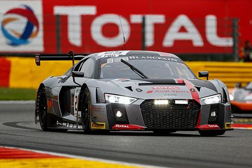 Spa 24 Hours: Sainteloc Audi bounces back from a lap down to win