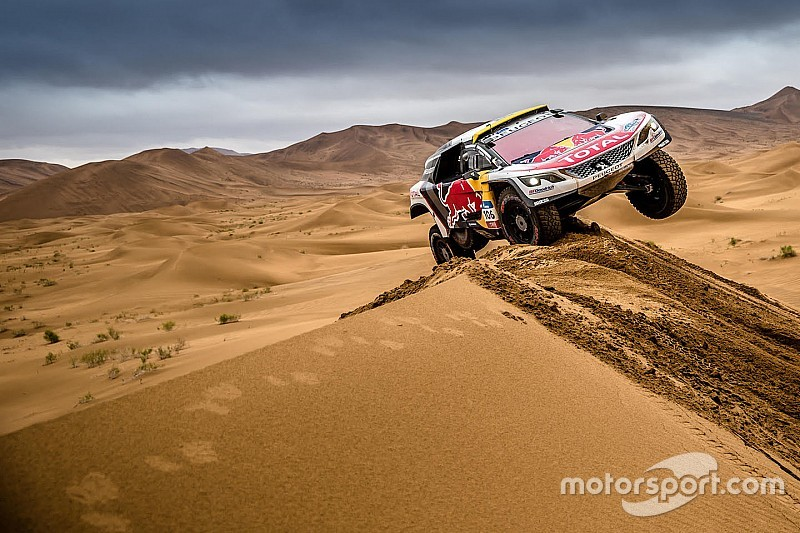 Gallery: Best photos from Silk Way Rally 2017