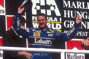 Vor 25 Jahren: Nigel Mansell wird Formel-1-Weltmeister