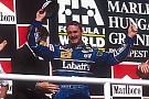 Formule 1 Il y a 25 ans - Le titre de Nigel Mansell