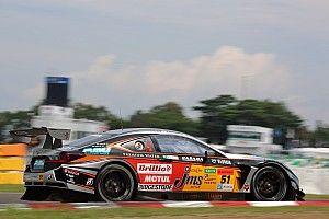 【スーパーGT】不運&ペナルティで#51 JMS LMcorsa RC F GT3は13位に沈む