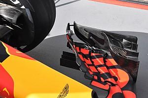 F1 Noticias de última hora Red Bull reforzó su alerón delantero ante las sospechas de sus rivales