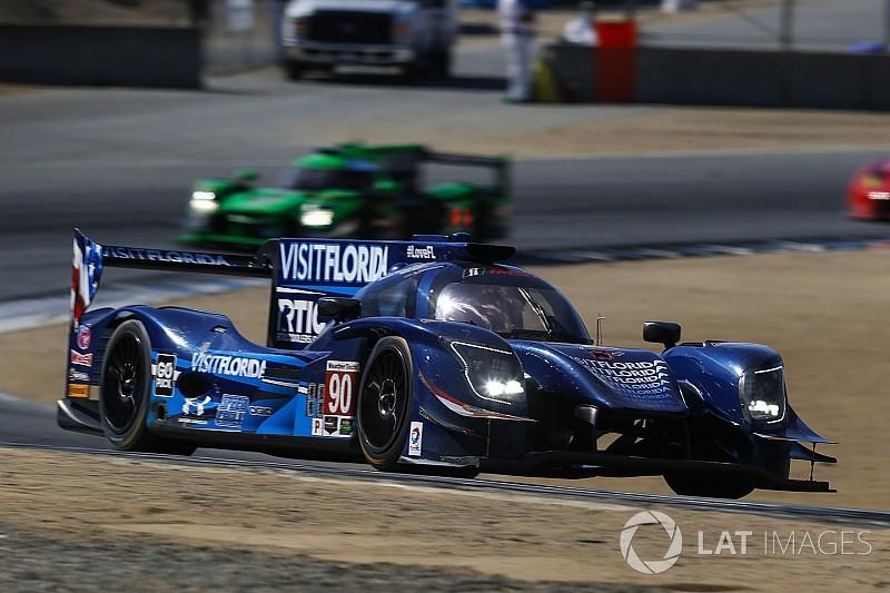 A Laguna Seca vince il team team Spirit of Daytona grazie a van der Zande