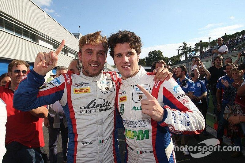Scopriamo Alex Frassineti e Michele Beretta, i campioni di Super GT3 PRO