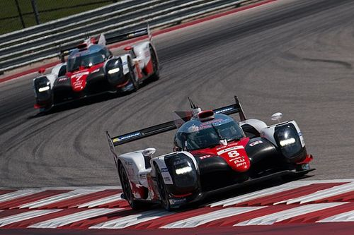 "Toyota's WEC title hopes ""minimal"" after Austin defeat"
