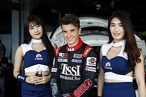 A TCR Európa-kupában folytatja pályafutását Tassi Attila