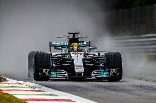 Qualifs - Hamilton dépasse Schumacher dans une séance dantesque!