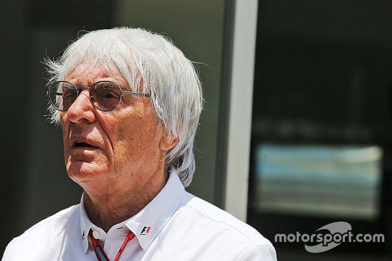 Ecclestone: My F1 future now in Liberty's hands