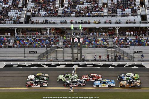 NASCAR Xfinity race postponed due to rain