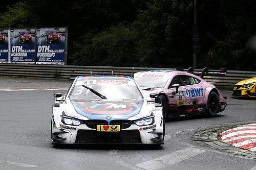 DTM 2017 am Norisring: BMW vor Mercedes im 2. Qualifying